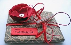 оригинальная упаковка подарков
