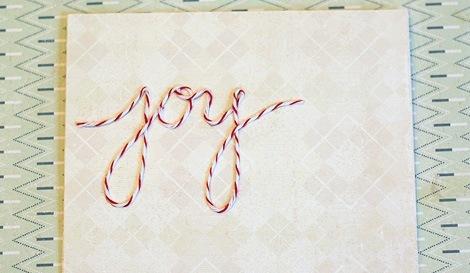 Новогодняя открытка своими руками шаблон