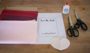 приглашение на свадьбу ручной работы