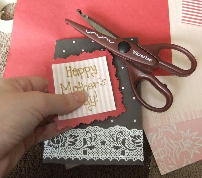 Красивые открытке маме на день рождения своими