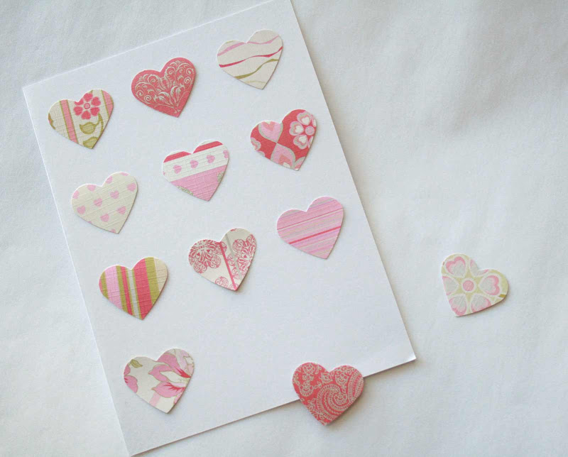 Объемная валентинка открытки своими руками