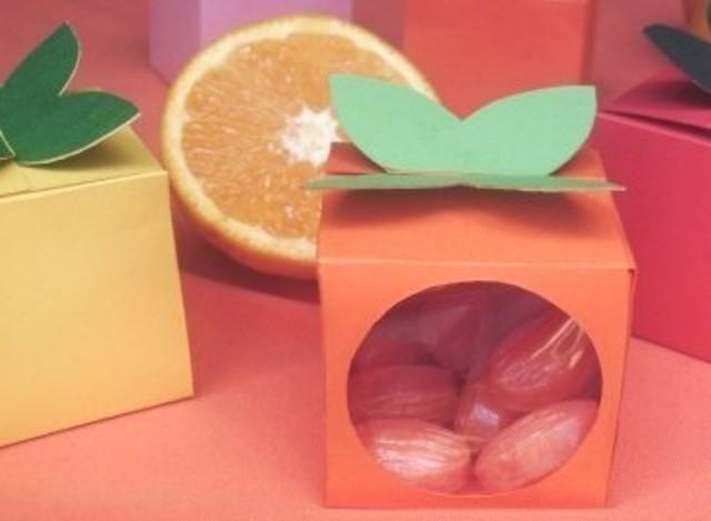 Как сделать подарочную коробку своими руками.