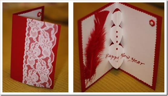 Объемные открытки для мамы