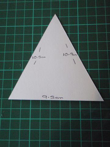 Как сделать коробочку для подарка. Мастер-класс (10)