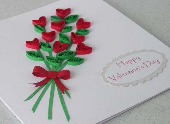 Открытки для цветов своими руками