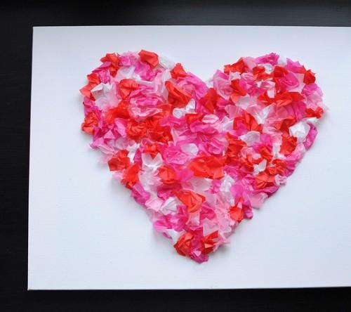 Объемные открытки сердце