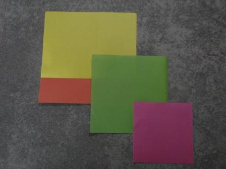 Открытка оригами Тюльпан (11)