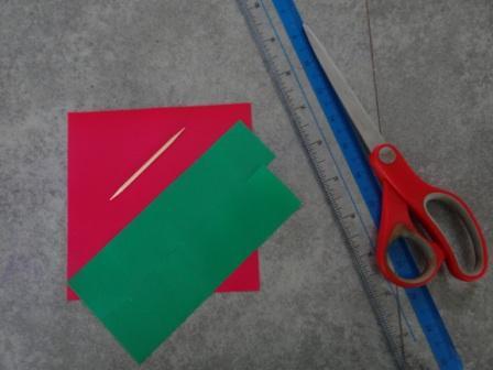 Открытка оригами Ромашка (4)