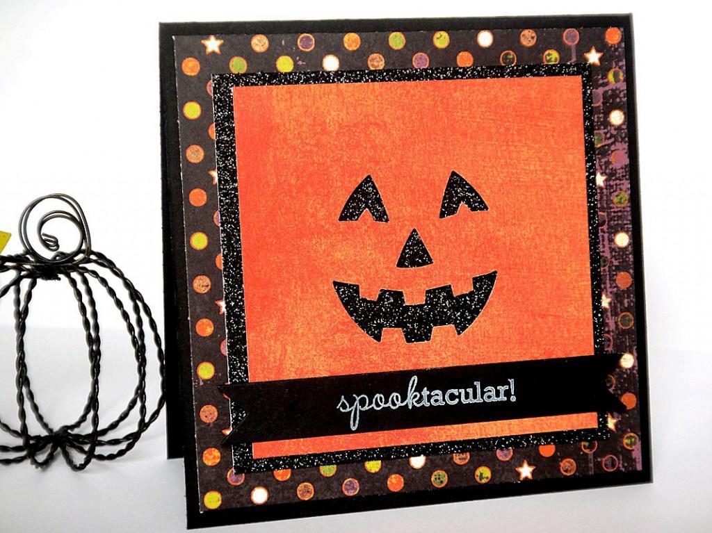 Поздравления на хеллоуин - открытка на хеллоуин (3)