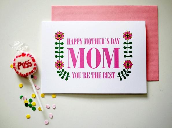 Плакат и стенгазета на День матери 86