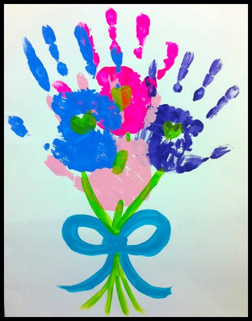 Рисованная открытка своими руками