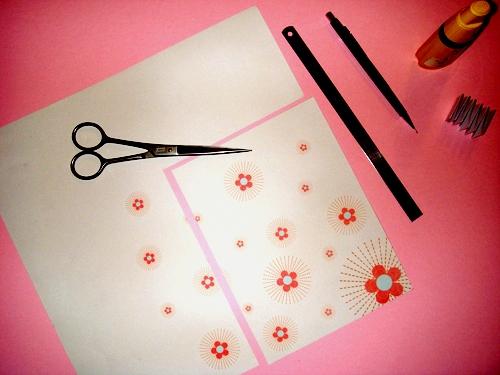 Сделать открытку своими руками на Новый Год - поздравительная открытка своими руками (7)