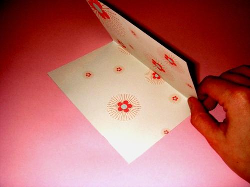 Сделать открытку своими руками на Новый Год - поздравительная открытка своими руками (8)