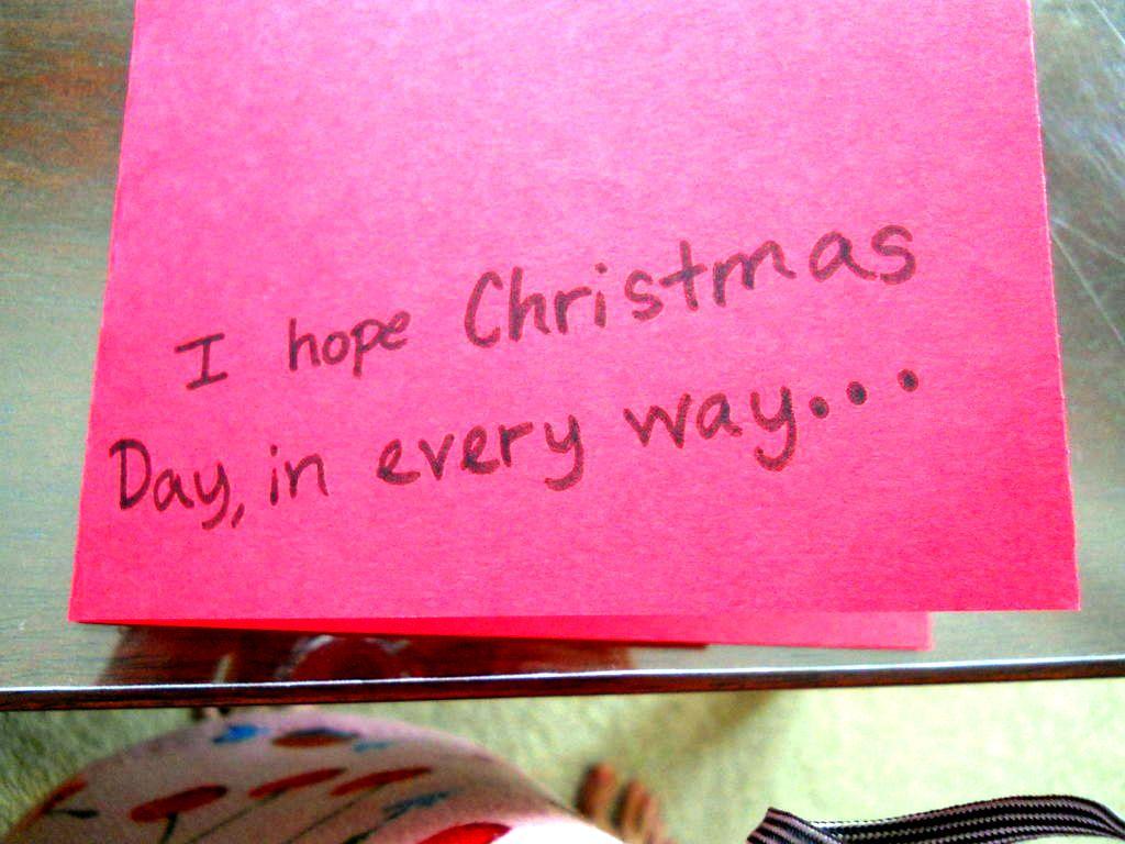 Красивые рождественские открытки своими руками