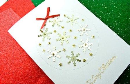 Идеи для открытки на новый год своими