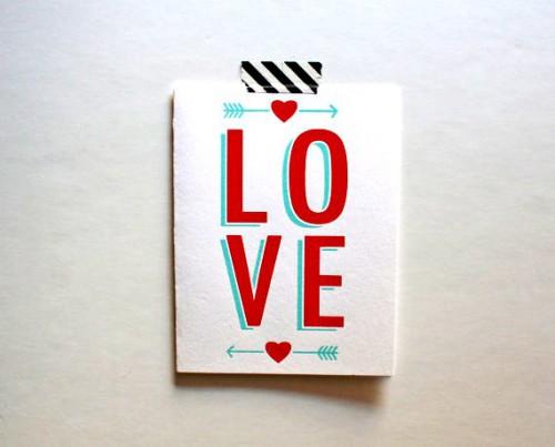 Красивые открытки на День Святого Валентина (5)