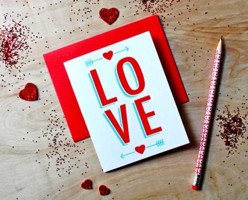 Красивые открытки на День Святого Валентина (7)