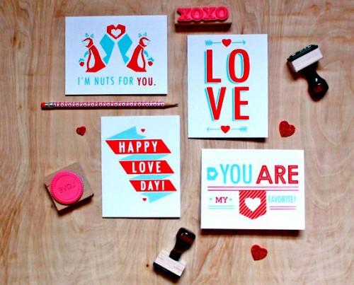 Красивые открытки на День Святого Валентина (8)