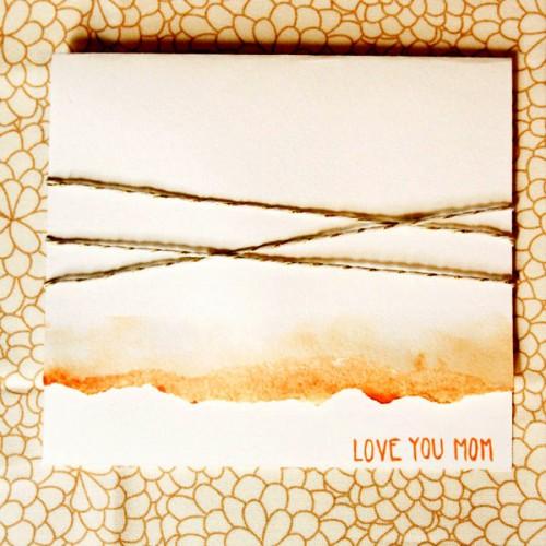 Открытки со словами - открытка для мамы на 8 марта (1)