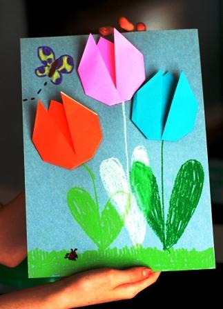 Весенняя открытка (6)