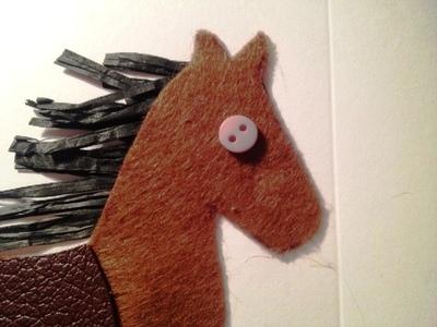 Новогодние открытки с лошадью (9)