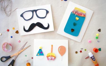 Как сделать открытку 3d (3)