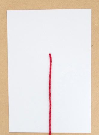 Романтическая открытка своими руками (5)