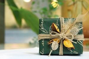 как сделать упаковку +для подарка
