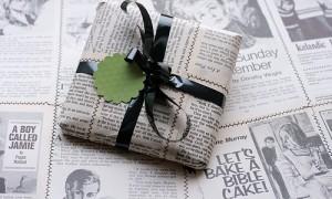 оригинальная упаковка подарка +своими руками