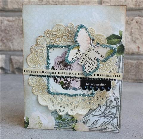 открытка своими руками для мамы