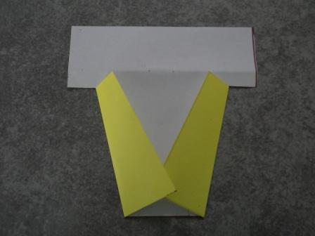 Открытка оригами Тюльпан (5)
