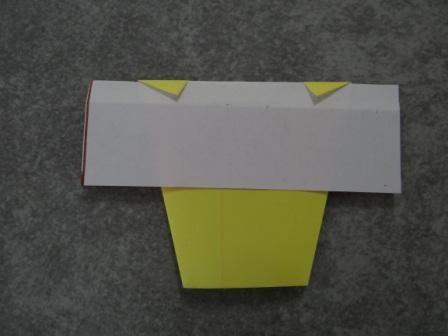 Открытка оригами Тюльпан (4)