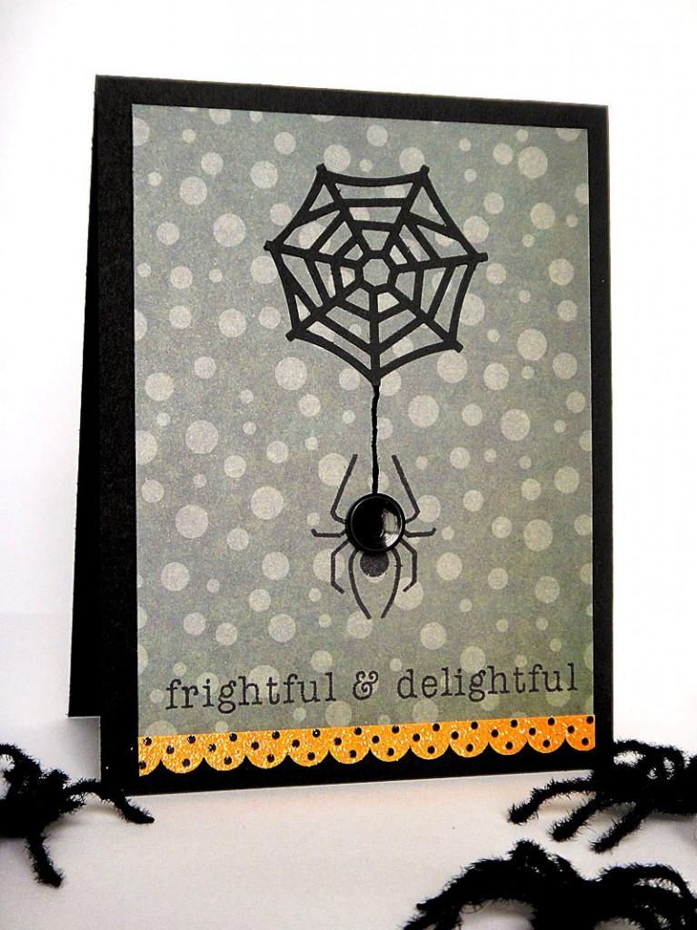 Поздравления на хеллоуин - открытка на хеллоуин (1)