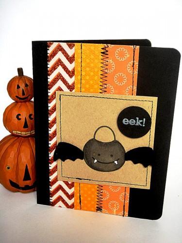 Поздравления на хеллоуин - открытка на хеллоуин (4)