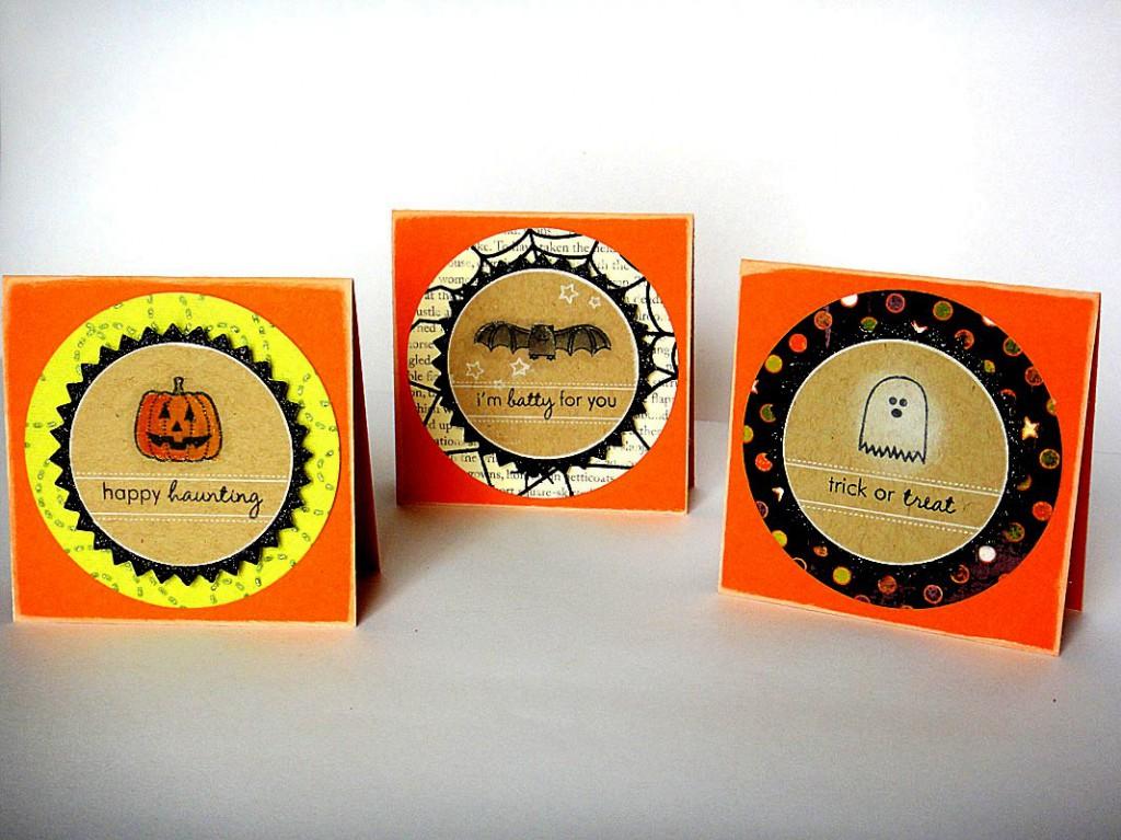 Поздравления на хеллоуин - открытка на хеллоуин (5)
