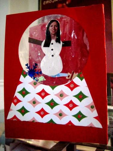 Самодельные подарки на Новый Год - прикольные открытки на Новый Год (1)