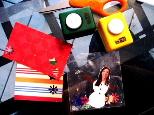 Самодельные подарки на Новый Год - прикольные открытки на Новый Год (3)