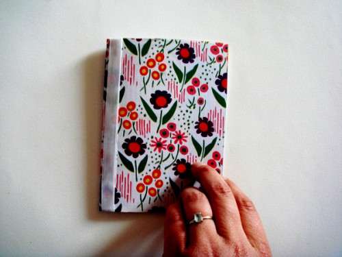 Блокнот своими руками - скрапбукинг мастер класс (6)