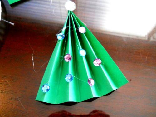 Новогодние и рождественские открытки - рождественские открытки своими руками  (8)