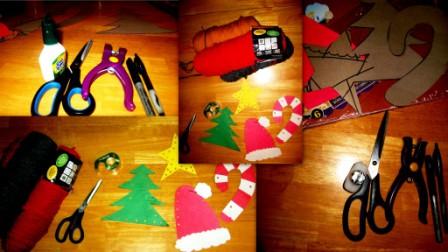 Открытки на Рождество (2)