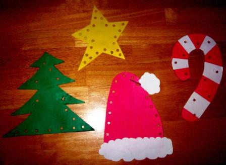 Открытки на Рождество (1)