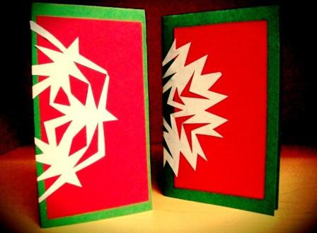 Поздравительные открытки на Новый Год (4)