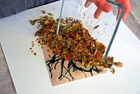 Осенние открытки своими руками (4)
