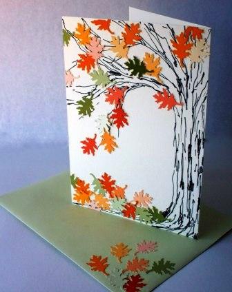 Осенняя открытка (1)