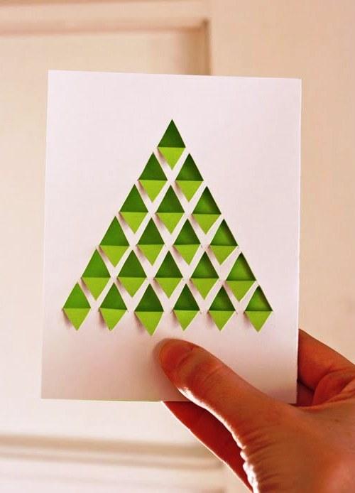 Картинки, картинка елка для открытки с днем рождения