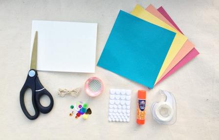 Как сделать открытку 3d (2)